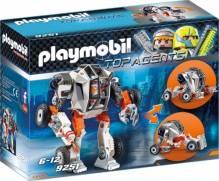 PLAYMOBIL 9251 Agent T.E.C.'s Mech