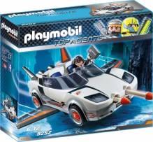 PLAYMOBIL 9252 Agent P.'s Spy Racer