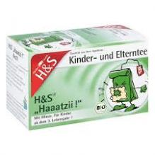 H&S Bio Haaatzi Kinder- & Elterntee Filterbeutel