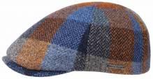 Stetson Duck Cap Lammwolle patchwork