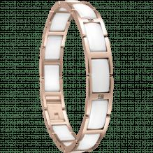 Bering 602-35-185 IP rose gold Armband