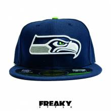 New Era Cap Fitted NFL Seattle Seahawks 59Fifty
