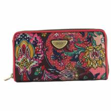 Oilily Damenbörse Travel Wallet Burgundy OES4544-822