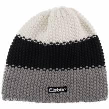 Eisbär Mütze Star OS schwarz weiß grau 383093-009