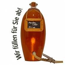 Laux 'Marillen Likör' 20% vol, in verschiedenen Flaschenformen und Mengen!