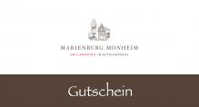 Marienburg Monheim Wertgutschein 50,00 €