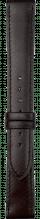 Uhren – Armbänder – Leder  100 % Made in Germany aus der Manufaktur Kaufmann - BOXCALF-schwarz