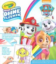 Crayola Color Wonder Paw Patrol