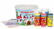 Window Color Eimer 7 Farben + Zubehör