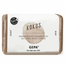 Seife 'Kokos' Gepa Fair gehandelt