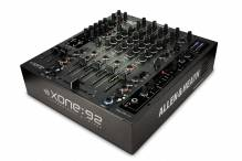Audiomixer Allen & Heath