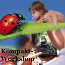 GUTSCHEIN: Fotografie & Bildbearbeitung als Kompakt-Workshop in kleiner Gruppe