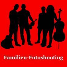 GUTSCHEIN: Familien-Fotoshooting 45 MIn. im Studio, Outdoor oder an einer Location ihrer Wahl mit 3 bearbeiteten Foto
