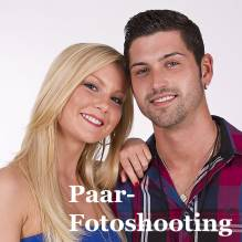 GUTSCHEIN: Paar-Fotoshooting 60 Minuten mit MakeUp im Studio + 4 bearbeitete Fotos