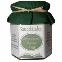 Senf Lokales Weihnachten Attendorn Sauerlandsenf