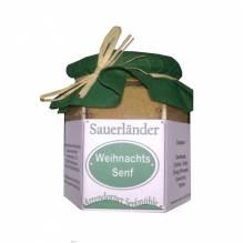 Senf Weihnachten Lokales Attendorn Sauerlandsenf