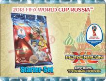 Adrenalyn FIFA World Cup Russia Starter