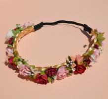 Blumenkranz 'Rosarot'
