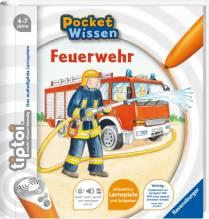 Ravensburger 6908 tiptoi® Buch pocket Wissen Feuerwehr