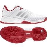 Adidas Tennisschuh Herren BARRICADE COURT 3 weiß/rot CM7814