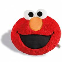NICI Figürliches Kissen Sesamstraße mit dem 'Monster Elmo'