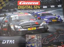 23623 Carrera Digital 124 Grundpackung DTM Premium Race