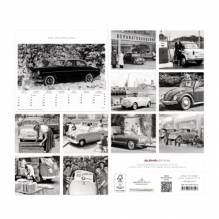 ALPHA EDITION Bildkalender Wirtschaftswunder 2019 19.0302