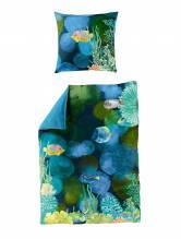 Bettwäsche Mako-Satin 135 x 200 cm