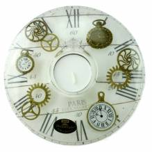 Gilde Teelichthalter Dreamlights Timeless 15 cm 70908-7