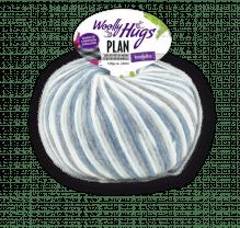 PLAN - Farbe 83  + kostenlose Anleitung für den karierten Schal
