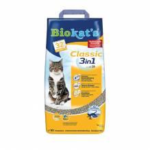 Katzenstreu Biokats