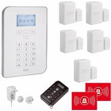 Abus Funkalarm-Set Secvest mit 5 Stück Mini Funk-Öffnungsmelder