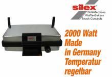 SILEX Elektrogeräte Jumbo Multigrill 610.15.004 MADE IN GERMANY 2 Jahre Garantie