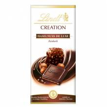 Lindt 'Creation Haselnuss de Luxe' Schokolade feinherb (Aktion), 150g