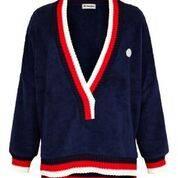 Pullover - Kate Fur Blue