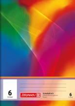 Schulhefte A5 verschiedene Lineaturen 16Blatt