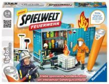 Ravensburger 007745 tiptoi® Spielset Feuerwehr Gefahrgut