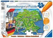 Ravensburger 8315 tiptoi® Puzzeln, Entdecken, Erleben: im Zoo