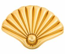 Surfer Muschel, gold