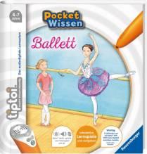 Ravensburger 6892 tiptoi® Buch pocket Wissen Ballett