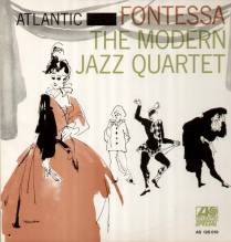 Modern Jazz Quartet, Fontessa - German Stereo LP ED 1