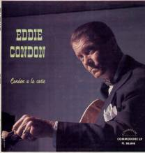 Condon Eddie - Commodore FL 30.010, Condon a la Carte, US Mono LP  ED1