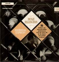 Ellington Duke, Daybreak Express - LPM 506 LP