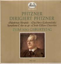 Hans Pfitzner dirgiert, Pfitzner - Symphonie, Das Herz LP