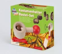 PEBARO Kastanien Halter plus Bohrer