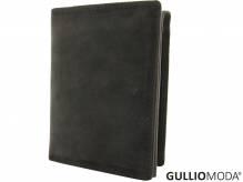 GULLIOMODA® Geldbörse im Hochformat (H513)