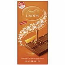Lindt 'Lindor Orange (Aktion Probierpreis)', 100g