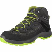 McKinley Trekkingschuh Men Discover Mid AQX 245936 Farbe: anthracite/green