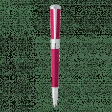 S.T.Dupont 'Liberté' Kugelschreiber mit palladiumfinish und natürlichem lack pink in der Schwanthaler Galerie in Gmunden kaufen