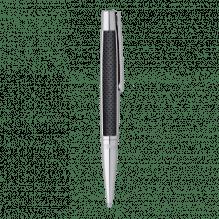 S.T.Dupont 'Défi' Kugelschreiber mit perforiertem leder- und palladiumfinish Schwarz in der Schwanthaler Galerie in Gmunden kaufen